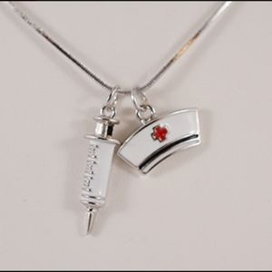 Nurse Theme Necklace